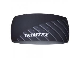 Trimtex Bi-elastic Air Stirnband dunkelgrau S