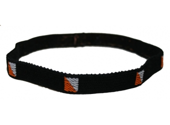 Stirnband mit OL-Posten, schwarz