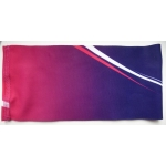 ISC Stirnband lila/pink/weiß