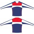 ISC OTT OL-Shirt marine