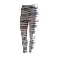 Multessa Zebra Tights Damen