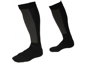 Pirat OL-Socken schwarz/grau