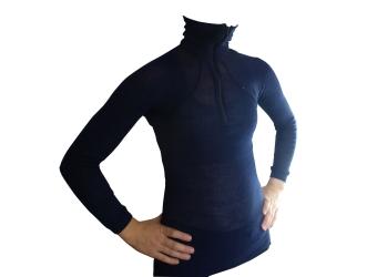 Spova Base Layer Shirt mit Zip