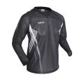 Trimtex Basic OL-Shirt LS, schwarz/weiß