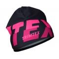Trimtex Bi-elastic Haube schwarz/pink