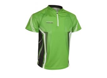 Trimtex Extreme OL-Shirt grün/schwarz/weiß