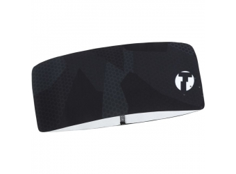 Trimtex Bi-elastic Air Stirnband Black Armor