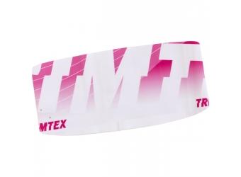 Trimtex Bi-elastic Air Stirnband White / Bubblegum Pink