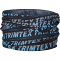 Trimtex Neck Black / Grey / Azure Blue
