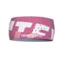 Trimtex Reflect Air Stirnband Framboise / Flamingo S