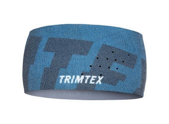 Trimtex Reflect Air Stirnband Teal Blue