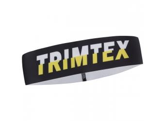 Trimtex Speed Stirnband Dark Silver / Lime L