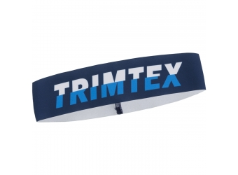 Trimtex Speed Stirnband Midnight Blue / Azure Blue S