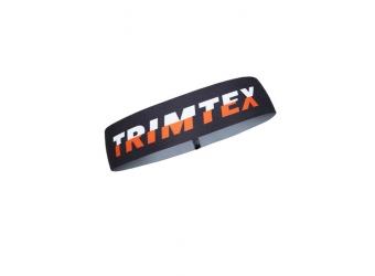 Trimtex Speed Stirnband schwarz/weiß/orange L