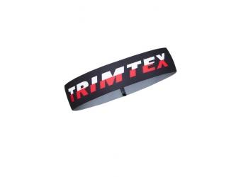 Trimtex Speed Stirnband schwarz/weiß/rot S
