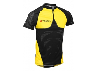 Trimtex Speed OL-Shirt schwarz/gelb