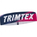 Trimtex Speed Stirnband Midnight Blue / Hot Pink S