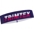 Trimtex Speed Stirnband Stormy Purple / Hot Pink S
