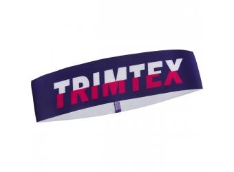 Trimtex Speed Stirnband Stormy Purple / Hot Pink S