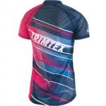 Trimtex Speed LZR Damen OL-Shirt blau/rosa