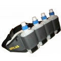Silva Running Drinking Belt, 4 bottles