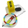 Silva 6 NOR Spectra Thumb Compass, left hand