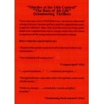 Buch - Murder at the 14th control (Taschenbuch)