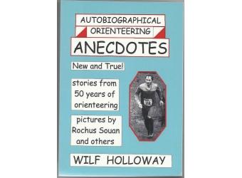 Buch - Orienteering Anecdotes (Taschenbuch)