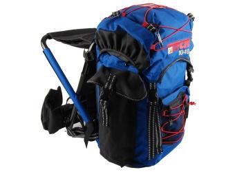 OL-Tech 1040 Sitzrucksack blau 40 Liter