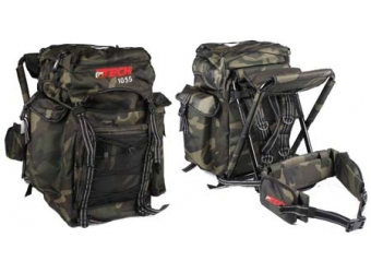 OL-Tech 1055 Sitzrucksack camouflage 55 Liter