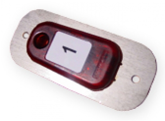 Montageplatte zur stationären Befestigung