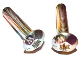 Schrauben für Montageplatte zur stationären Befestigung (2 Stück)