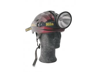 Mila Stirnlampe HLSR 100, 10+20W Halogen
