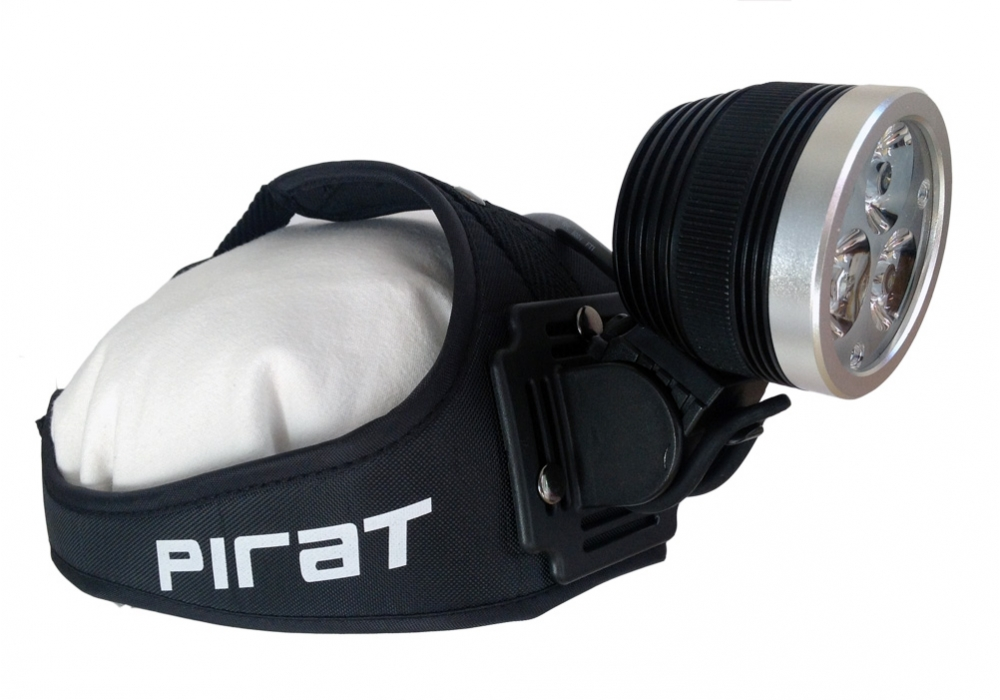 pirat led headlamp 3000 lumen ol shop orienteering outdoor sports specialist. Black Bedroom Furniture Sets. Home Design Ideas