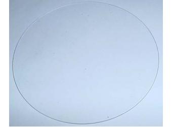 Reflektorglas für Silva 478/480, 96mm