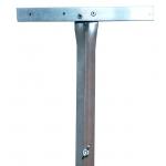 OL-Postenständer Aluminium