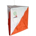 OL-Shop Orienteering Flag 30x30cm (10 Pieces)