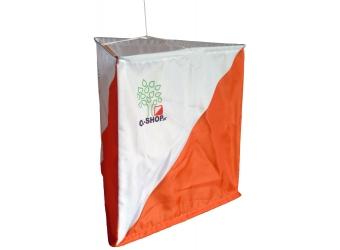OL-Shop Postenschirm 30x30cm Set (10 Stück)