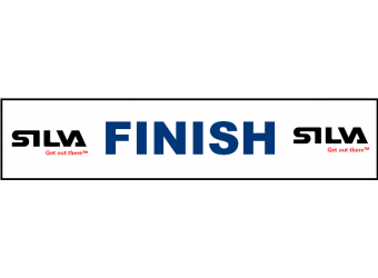 Silva Zieltransparent 'Finish'