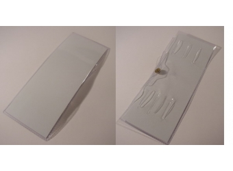 Postenbeschreibungshülle 19 * 7 cm