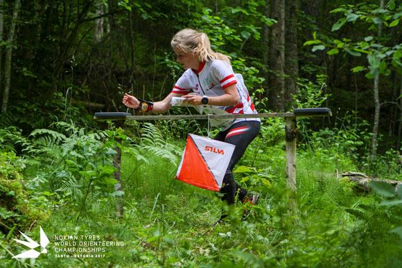 World Orienteering Championships 2017 - Team Austria